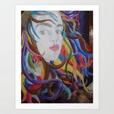 Artista Art Print