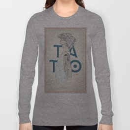 TATTOO CHICK Long Sleeve T-shirt