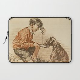 Be Kind To Animals 3 Laptop Sleeve