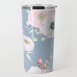 Dog Roses #society6 #buyart Travel Mug