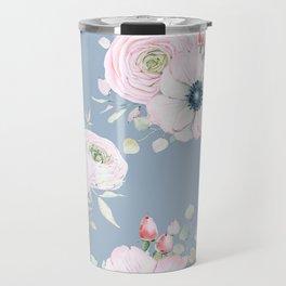 Dog Roses #society6 #buyart Travel Mug