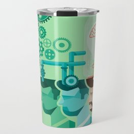 Brainstorming Travel Mug