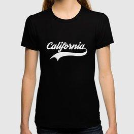 California logo T-shirt