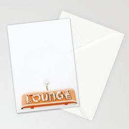 Marfa Neon Lounge Stationery Cards