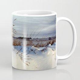 Snow Dunes 3 Coffee Mug