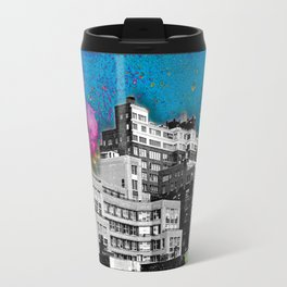 Paint The Town Travel Mug