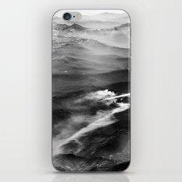 Jet Stream iPhone Skin