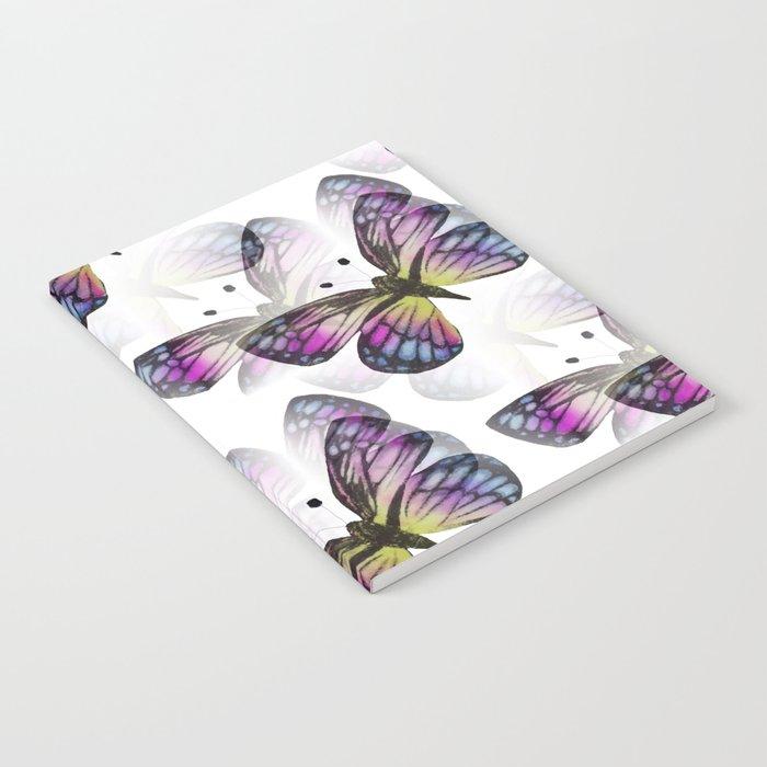 Elusive Butterfly Notebook