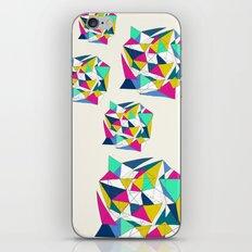 Geometric Worlds iPhone & iPod Skin