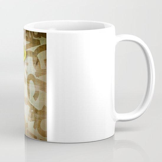 daffodil stag Mug