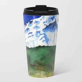 White Mountain Travel Mug