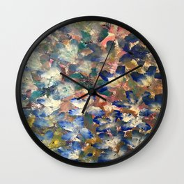Morning Dew Wall Clock