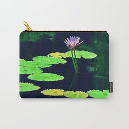 Water Blossom II Carry-All Pouch