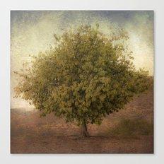 Whimsical Tree Canvas Print