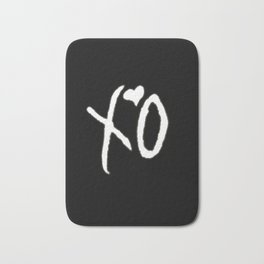 The Weeknd - x o #2 Bath Mat