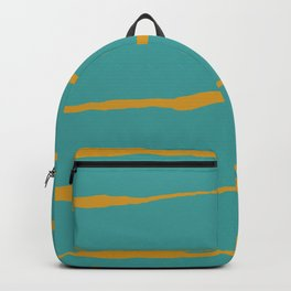 Liquid stripes Backpack