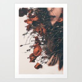 Blended by Omerika Art Print
