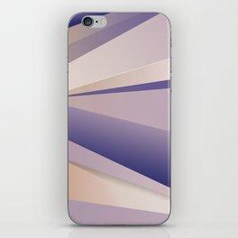 Purple Glam iPhone Skin