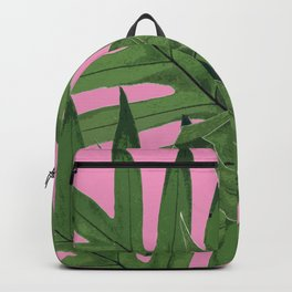 PINK JUNGLE Backpack