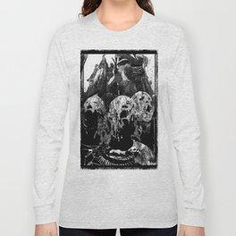 l'ange Long Sleeve T-shirt