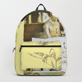 kindness and respect Backpack
