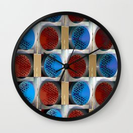 Jiango 2 Wall Clock