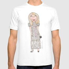 Little Chloe Sevigny T-shirt