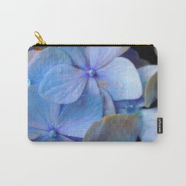 Hydrangea Happy Carry-All Pouch