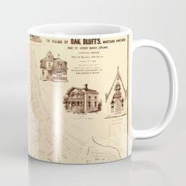 Marthas Vineyard 1866 Coffee Mug
