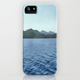 Seafarer iPhone Case
