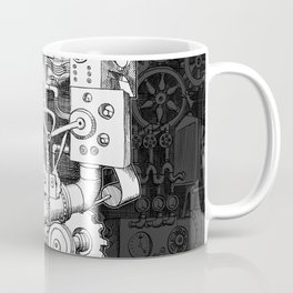 Hungry Gears Coffee Mug