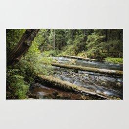 Forest Flow Rug