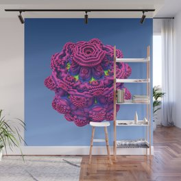 Jelly Flower Wall Mural