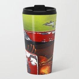 BOBA FETT HELMET Travel Mug