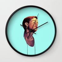 perfume Wall Clocks featuring Perfume Genius by days & hours