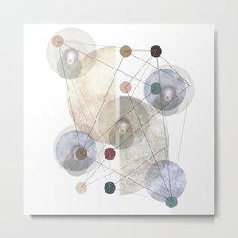 FUTURE UNIVERSE Metal Print