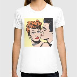 Lucy and Desi T-shirt