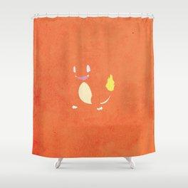 004 chrmndr Shower Curtain