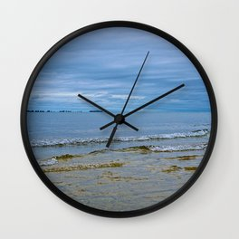 Contemplative Waters - The Peace Collection Wall Clock