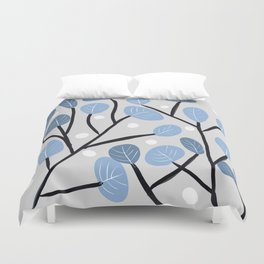 Blue Duvet Cover