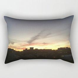 Sunset Brooklyn Rectangular Pillow