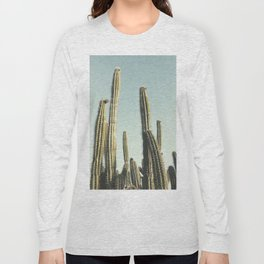 Desert Cactus Long Sleeve T-shirt
