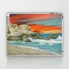 HAPPY SEASCAPE Laptop & iPad Skin
