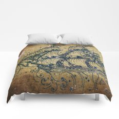 The Great Sky Ship Comforters