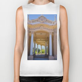Archway Of The Angel Biker Tank