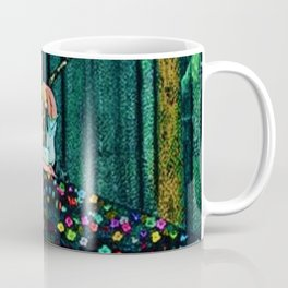 In the Midst of the Gloom of the Enchanted Woods by Kay Nielsen Coffee Mug