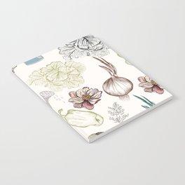 Cozy kitchen garden Notebook