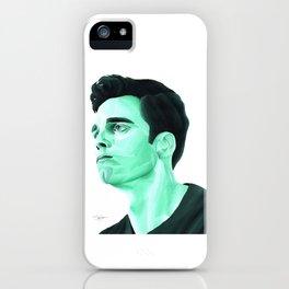 TJ Hammond iPhone Case