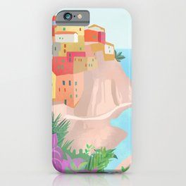 Cinque Terre 1 iPhone Case