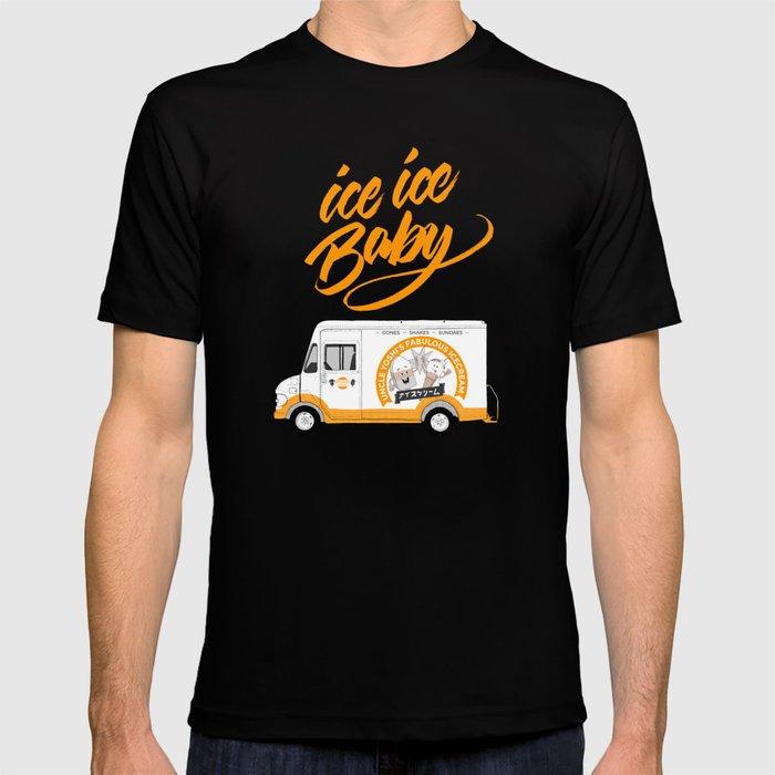 Icecream Truck –Ice Ice Baby T-shirt